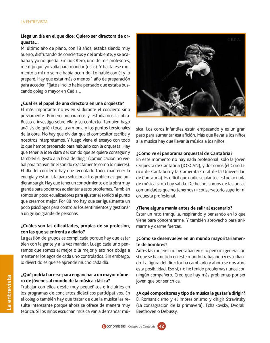 Entrevista a Paula Sumillera Rumoroso